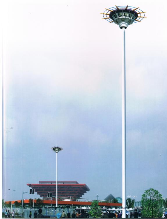 河南高杆灯ggd-007