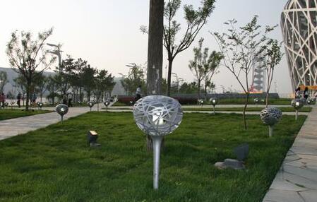 鸟巢型草坪灯cpd-015